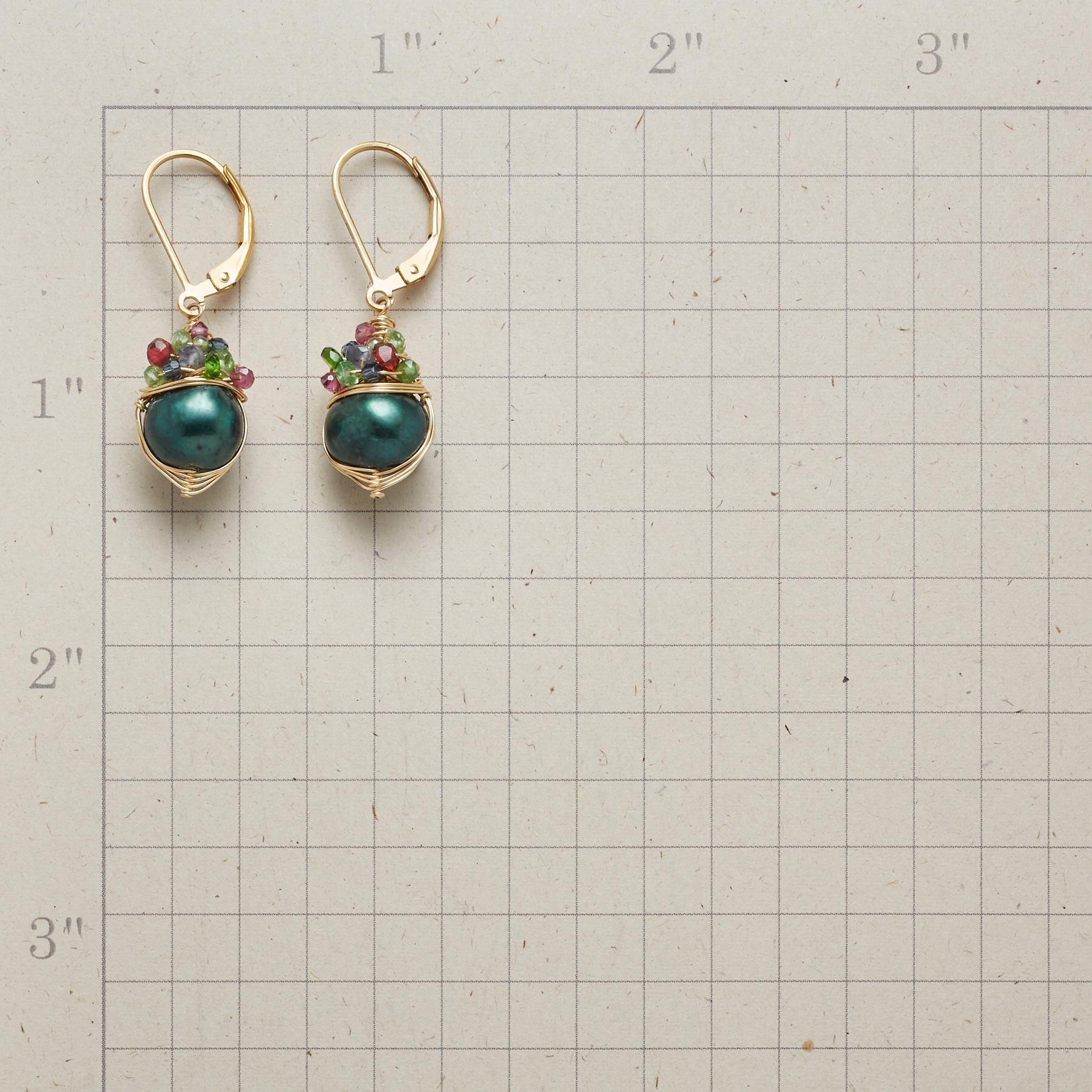 CHAPEAU EARRINGS: View 2