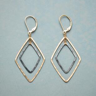 TWO OF DIAMONDS EARRINGS
