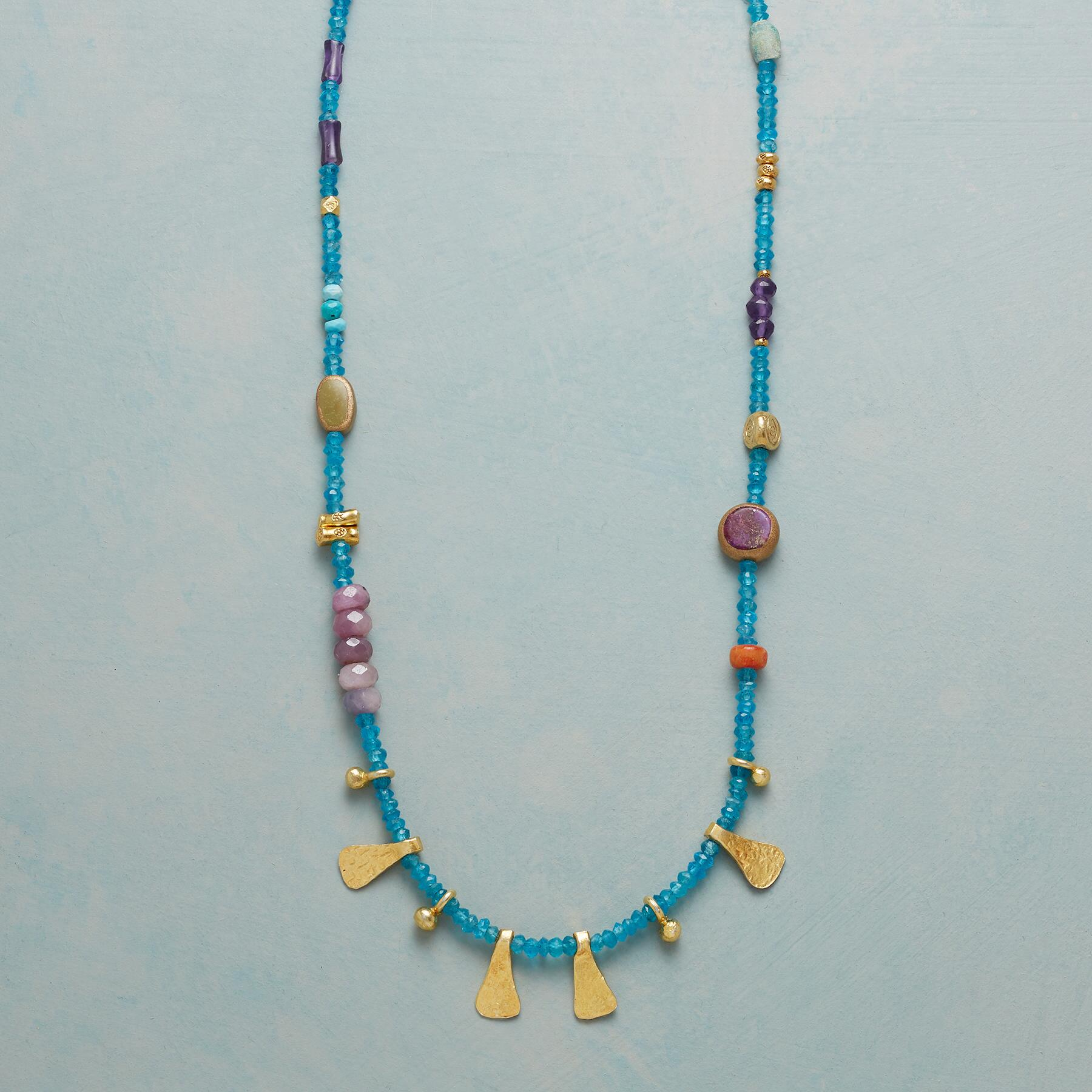 KIYA NECKLACE: View 1