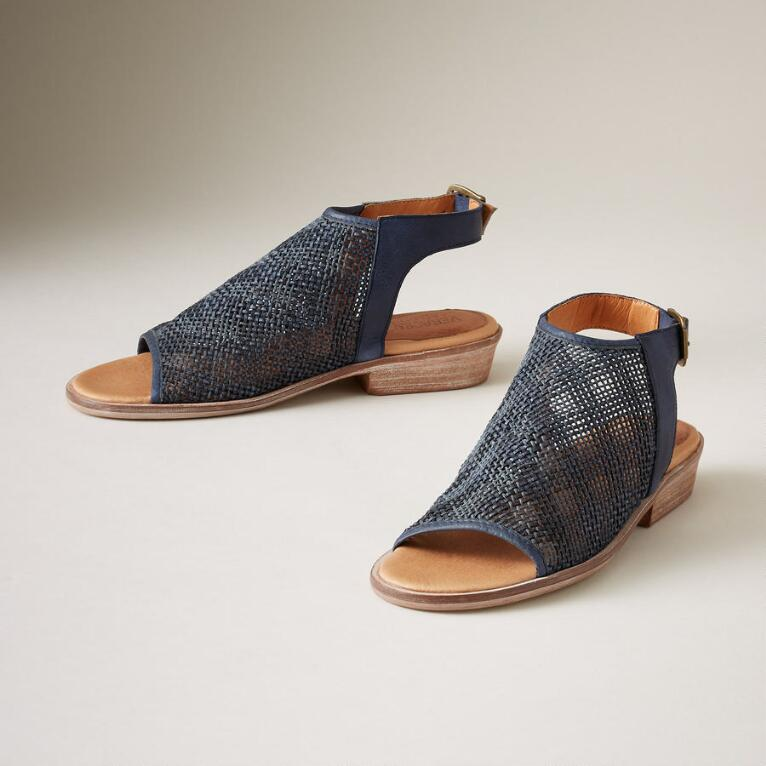 WEAVING TALES SANDALS