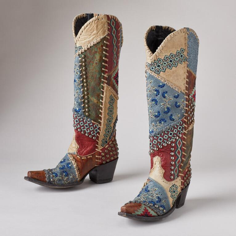BLOW OUT BOOTS