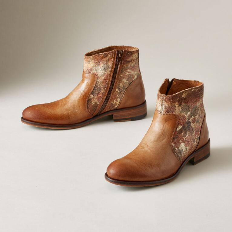 GOLDEN TAPESTRY BOOTS
