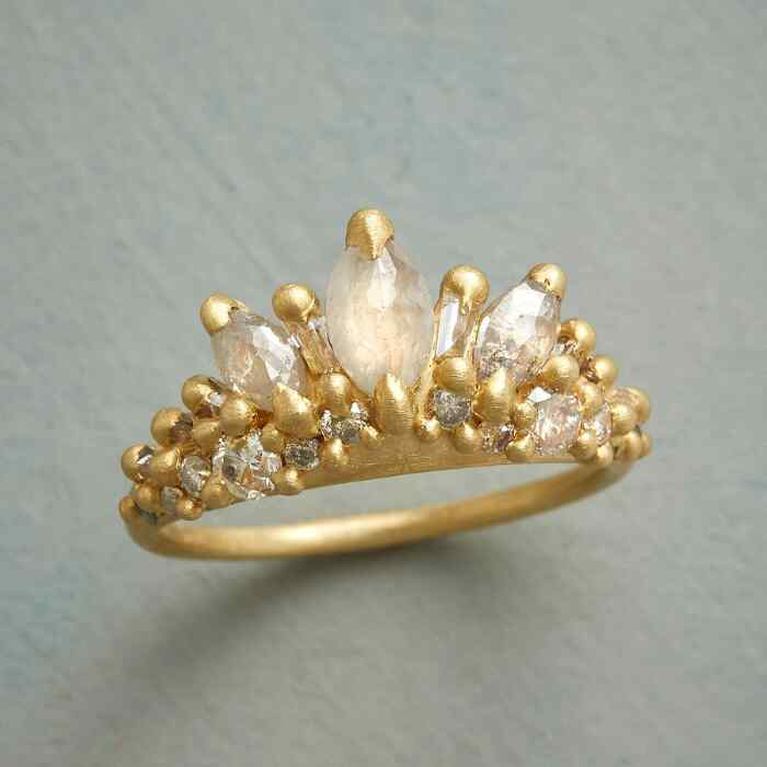 DAWNRISE DIAMOND RING
