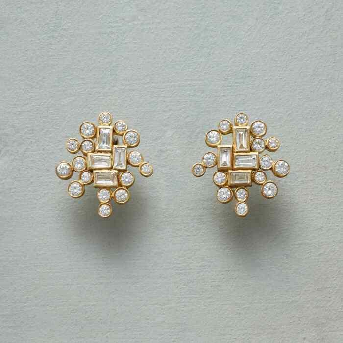 DIAMOND ADAIRE EARRINGS