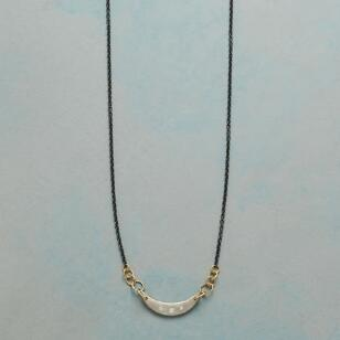 MOON CRADLE NECKLACE