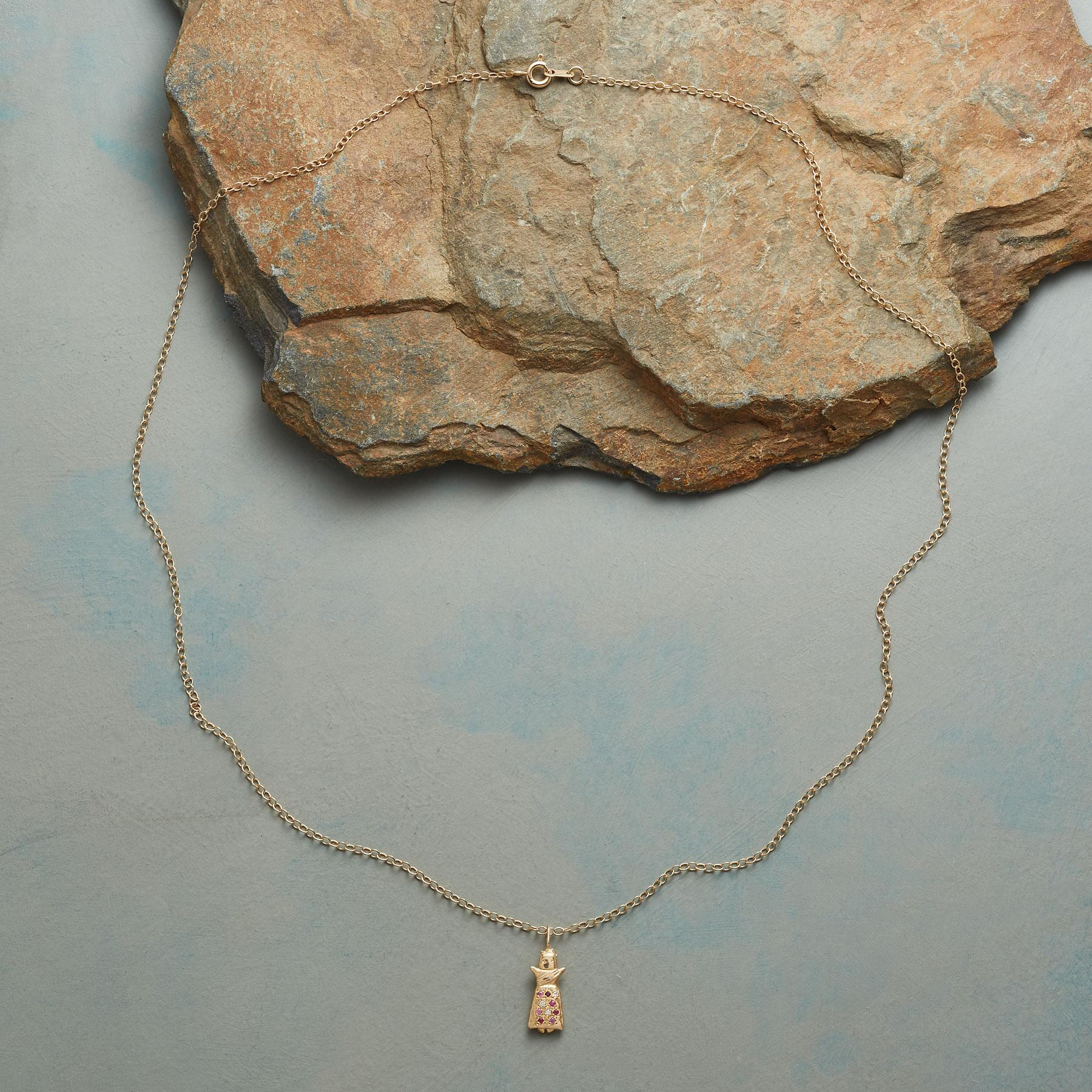 I'X WORRY DOLL NECKLACE: View 2