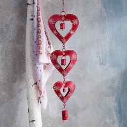 ALPENHAUS HEART CHIMES
