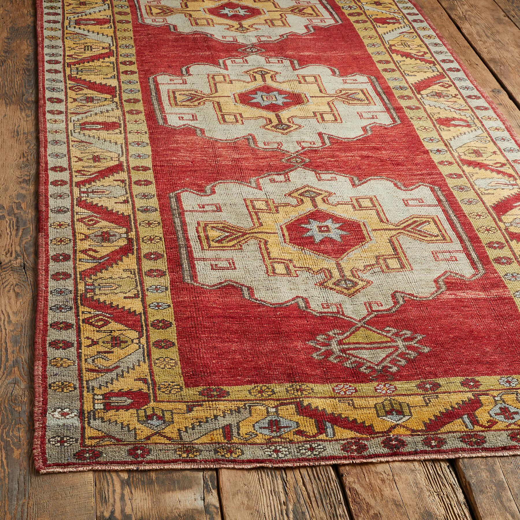 CEMAL RUG: View 2