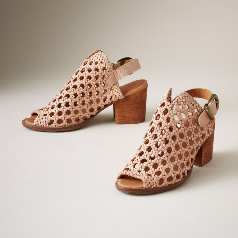 HIVE AND HONEY SANDALS