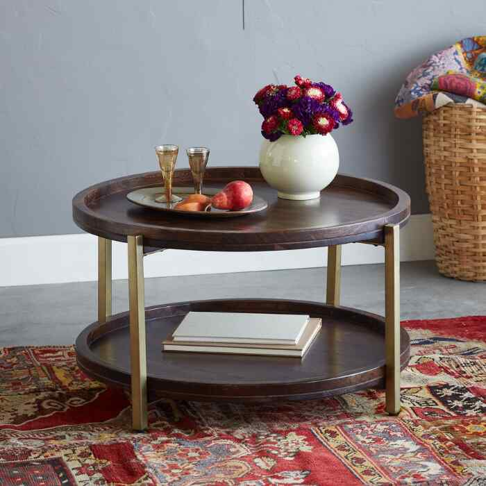 BYRNE COFFEE TABLE