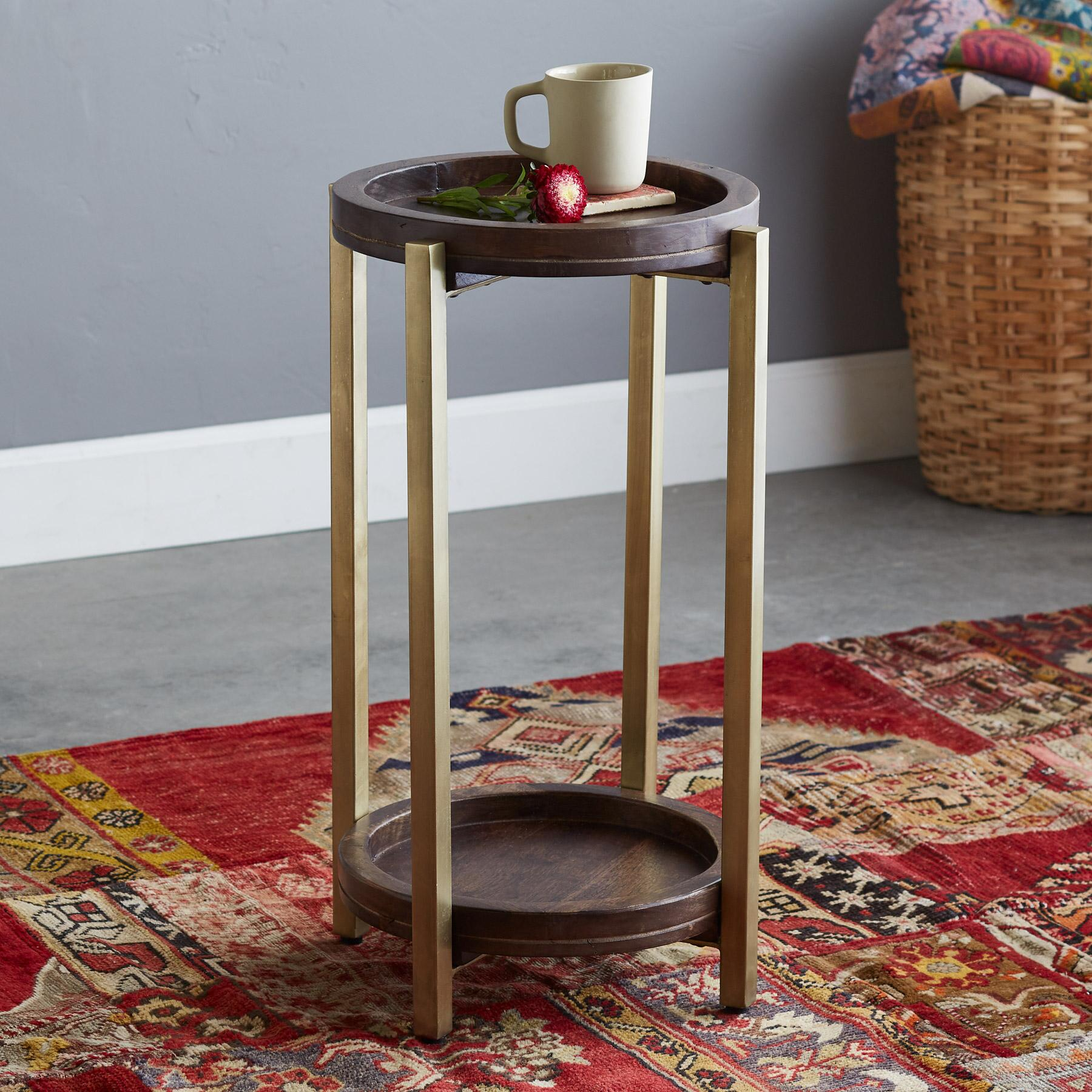 BYRNE ACCENT TABLE: View 1