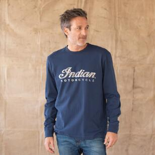 INDIAN MOTORCYCLE STYLE SHIRT