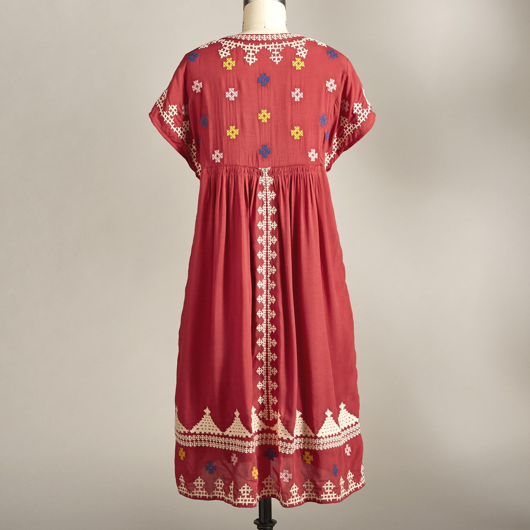 SACRED VALLEY DRESS: View 2