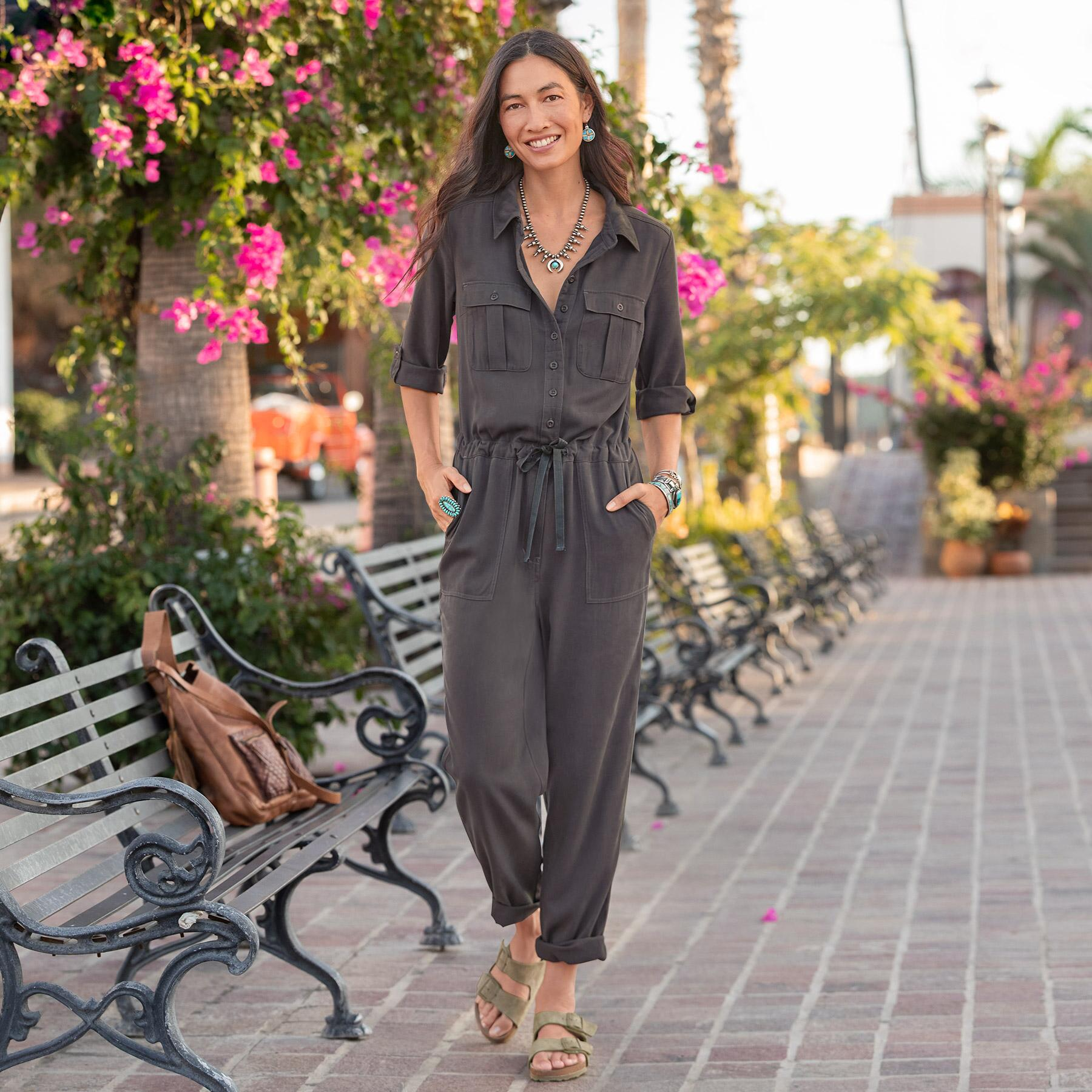 ALL ROADS JUMPSUIT: View 1