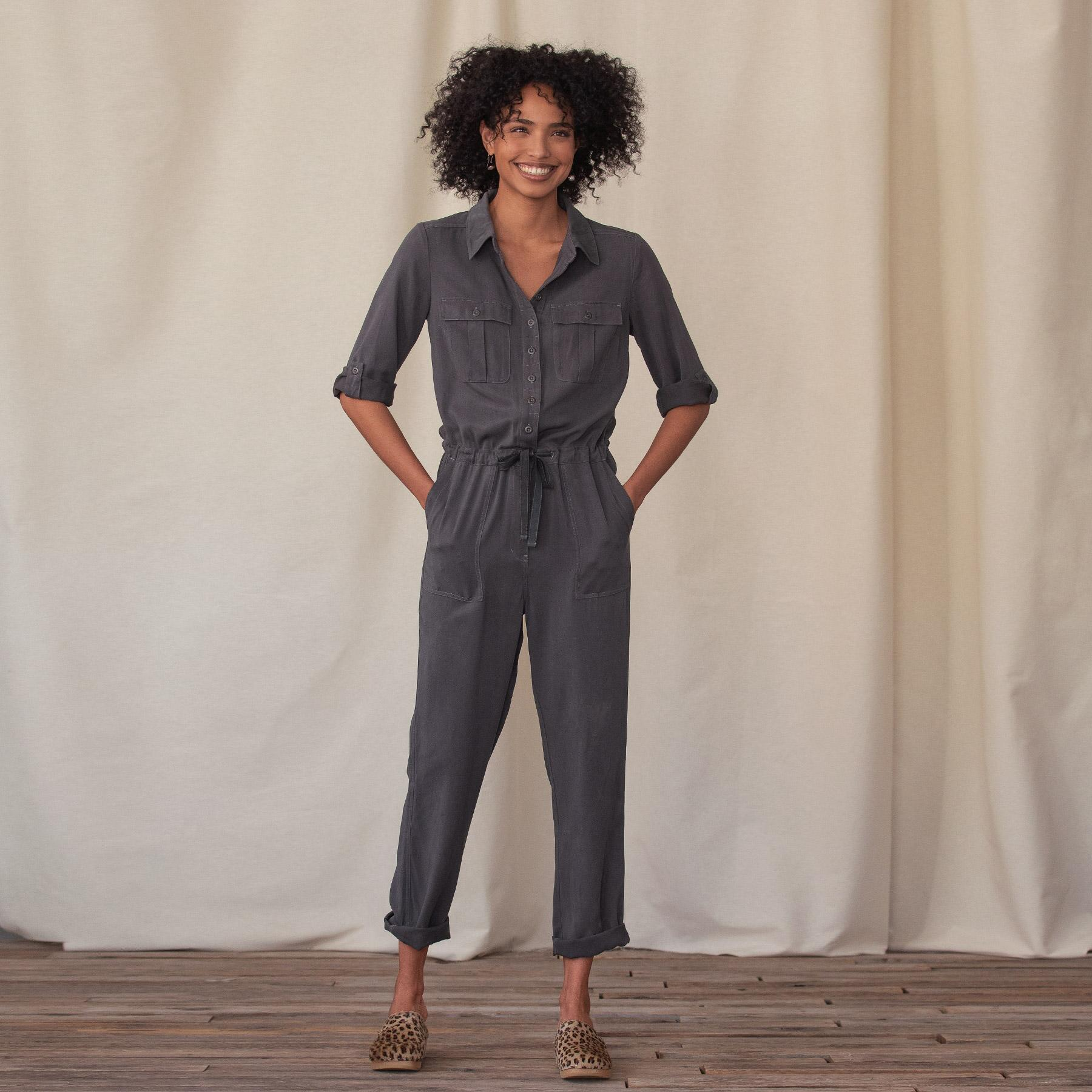 ALL ROADS JUMPSUIT: View 2