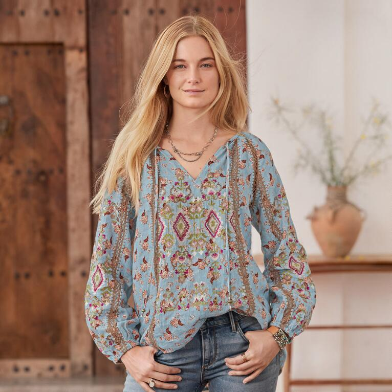 GISELLE BLOOM TOP