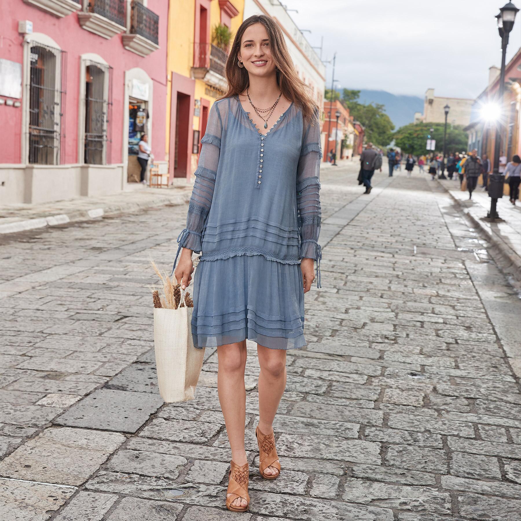 AVIGNON DRESS PETITE: View 1