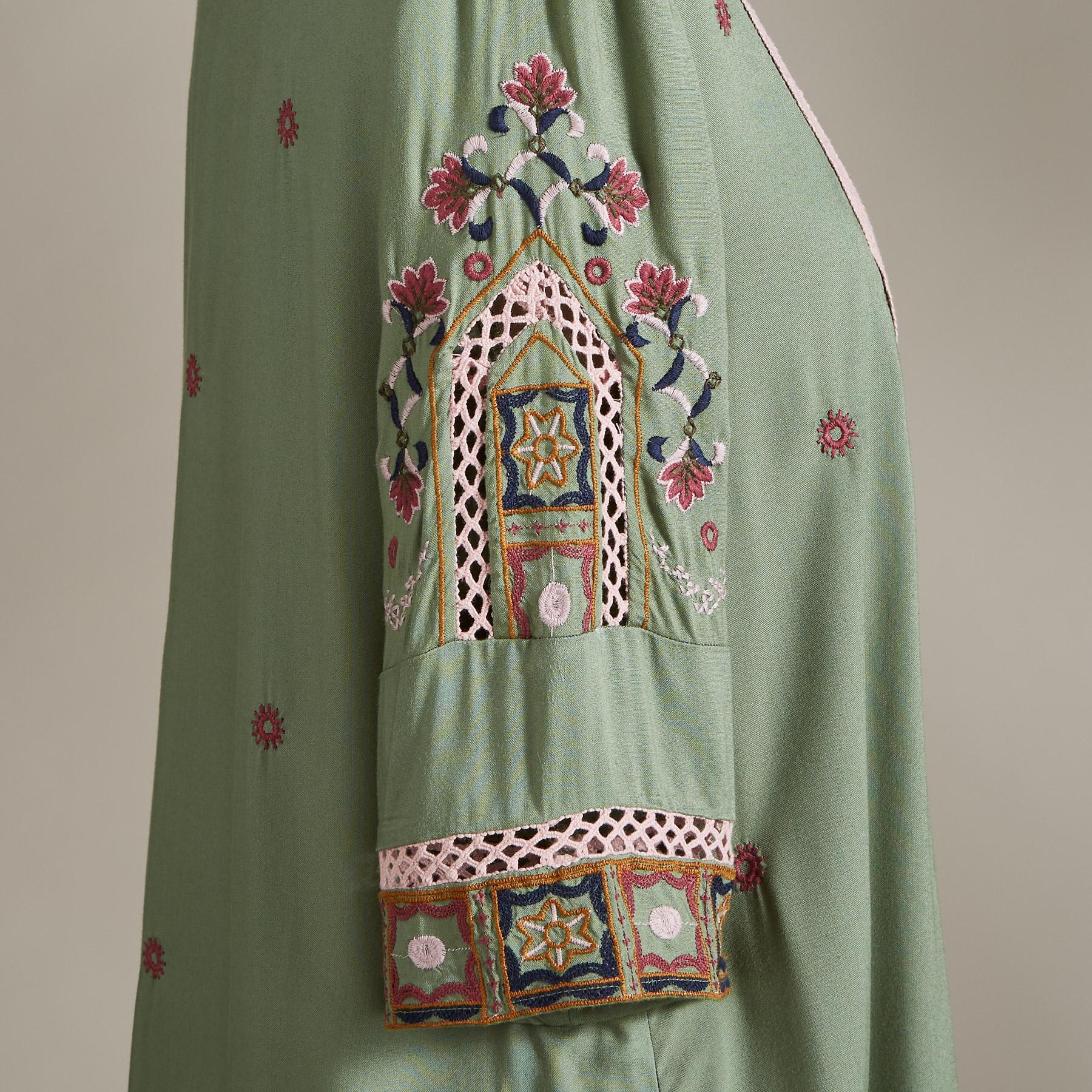 LUCIENNE DRESS: View 3