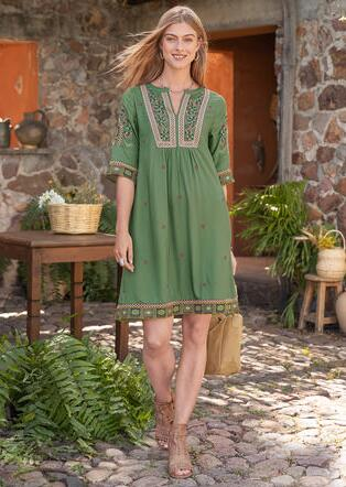LUCIENNE DRESS - PETITES
