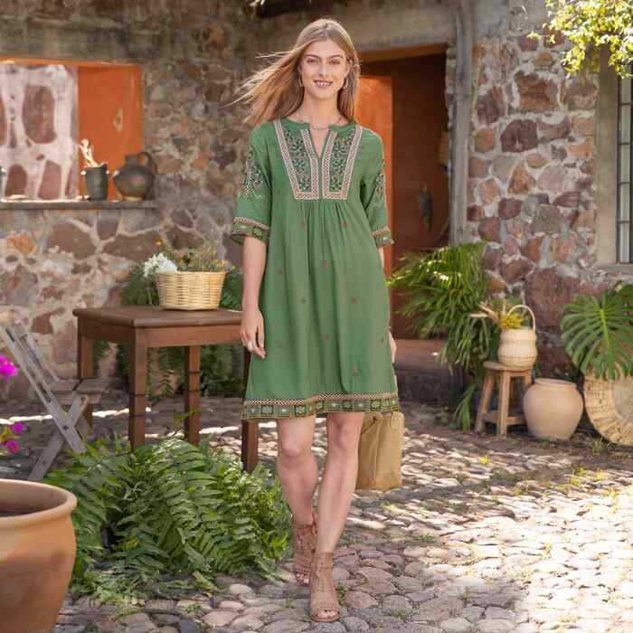 LUCIENNE DRESS PETITE