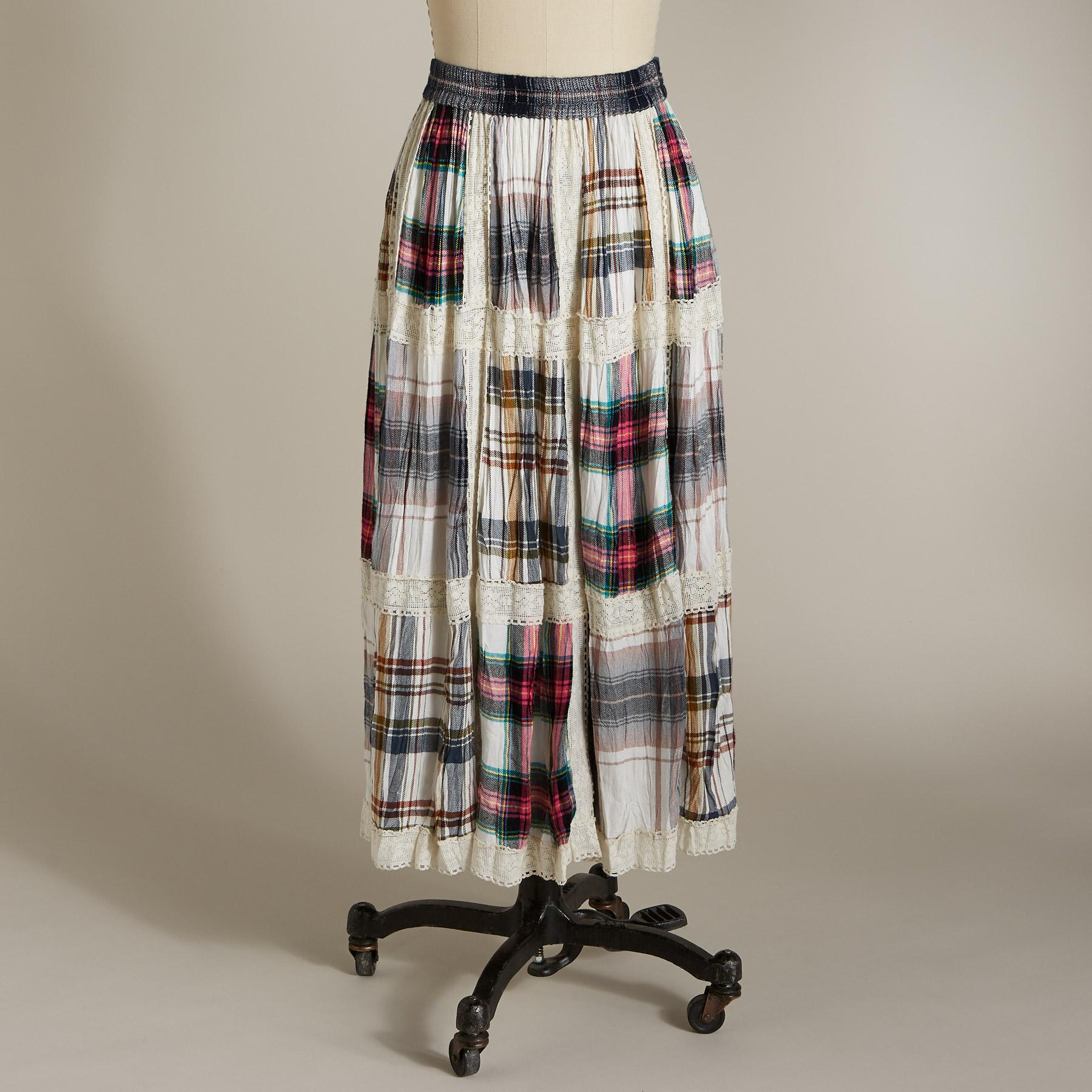 PATCHWORK SKIRT: View 2