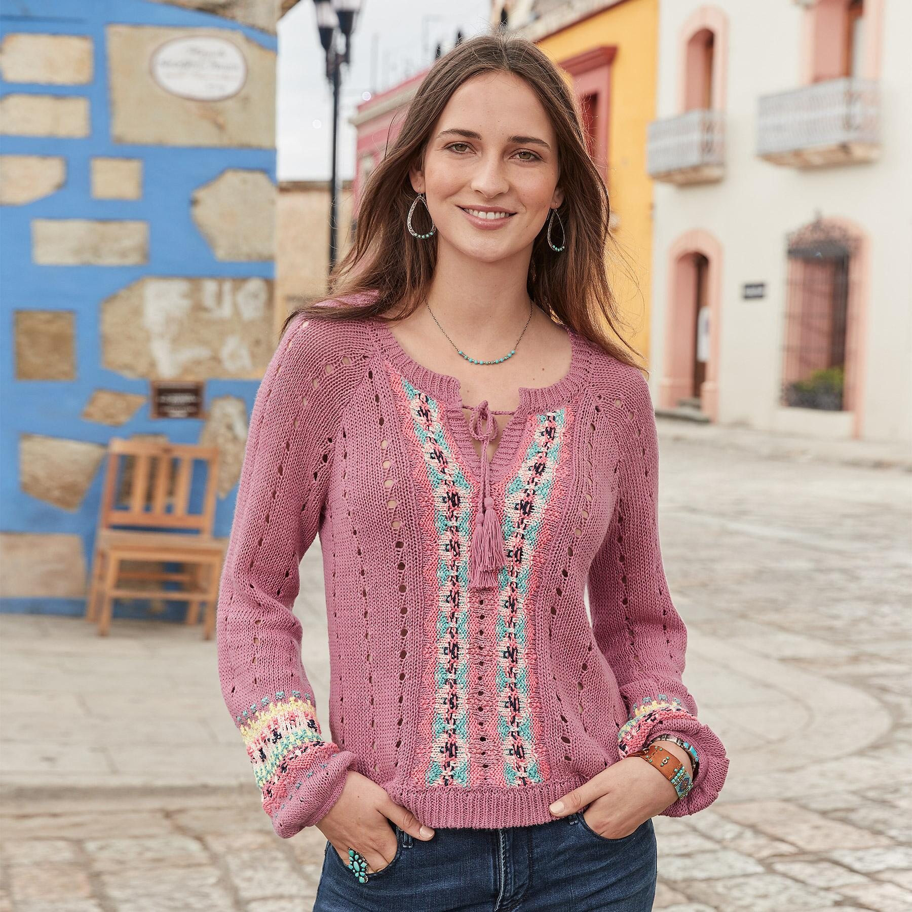 EMILIE SWEATER: View 1