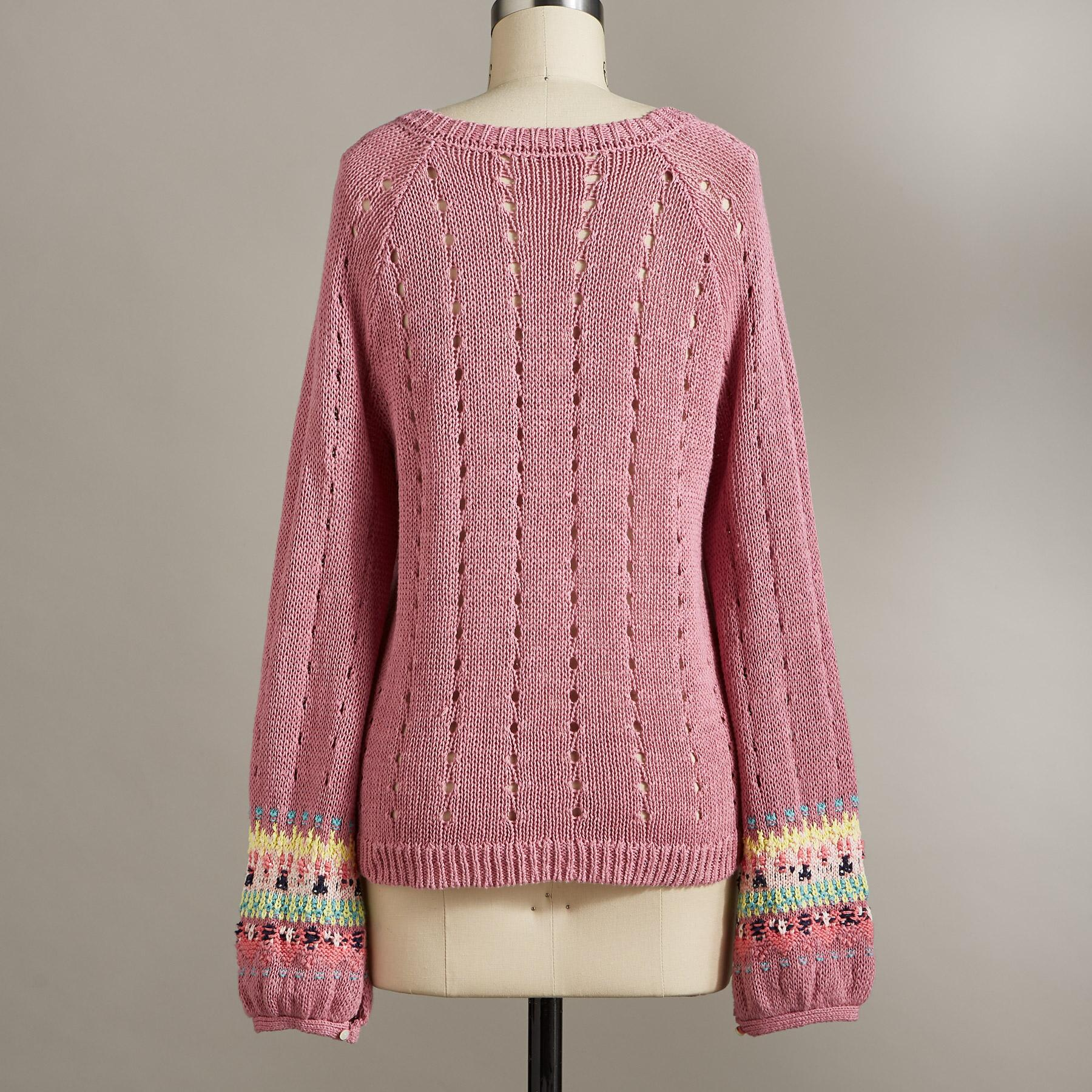 EMILIE SWEATER: View 2