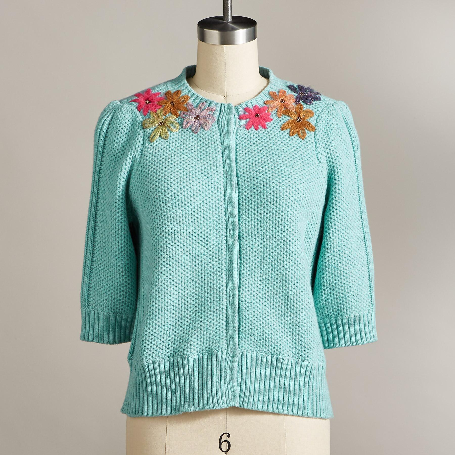 ANTOINETTE BLOOM SWEATER: View 2