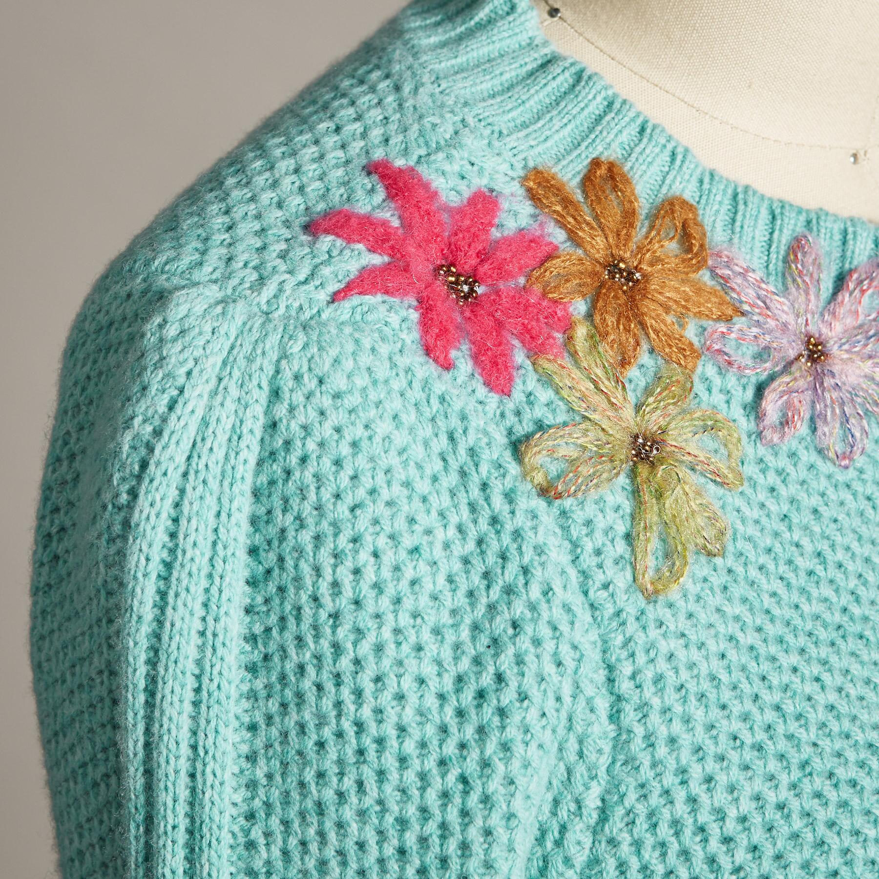 ANTOINETTE BLOOM SWEATER: View 4
