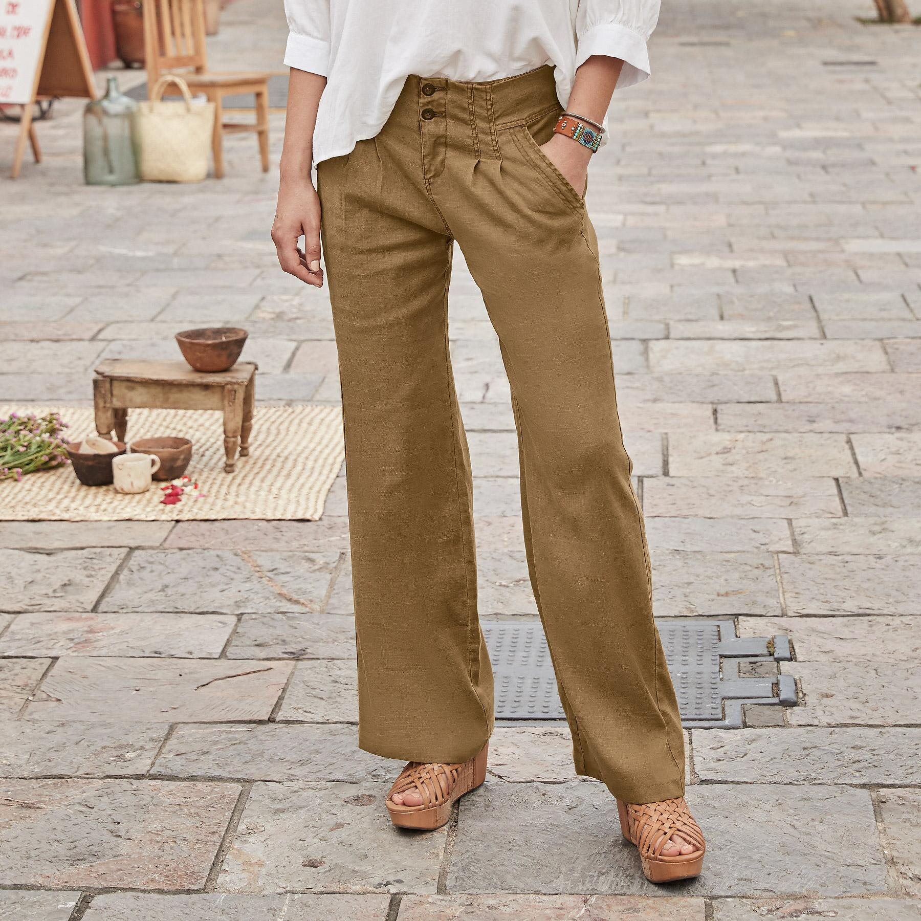 TILDA EVERYDAY PANTS: View 1