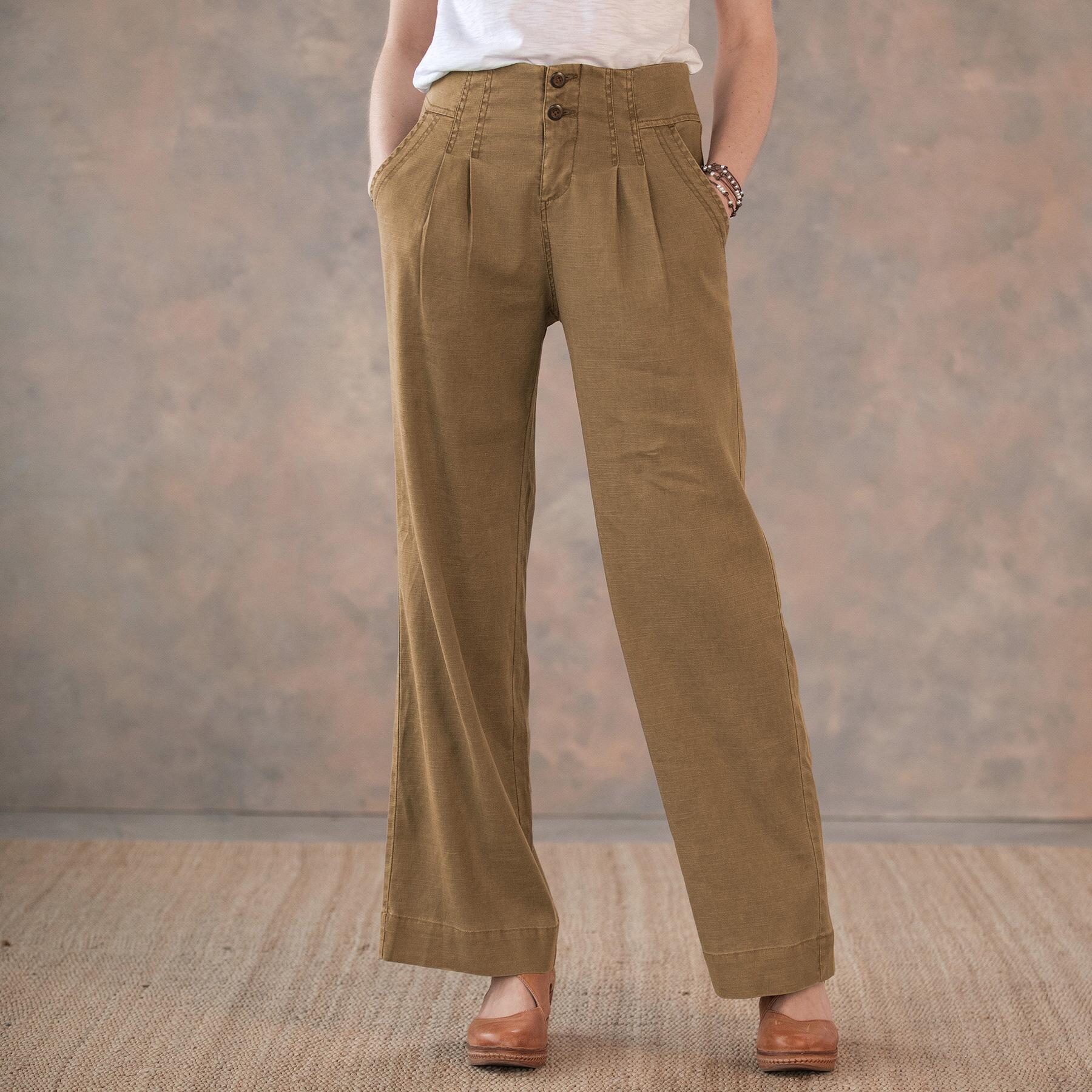 TILDA EVERYDAY PANTS: View 2