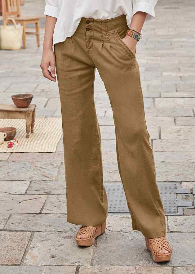 TILDA EVERYDAY PANTS - PETITES