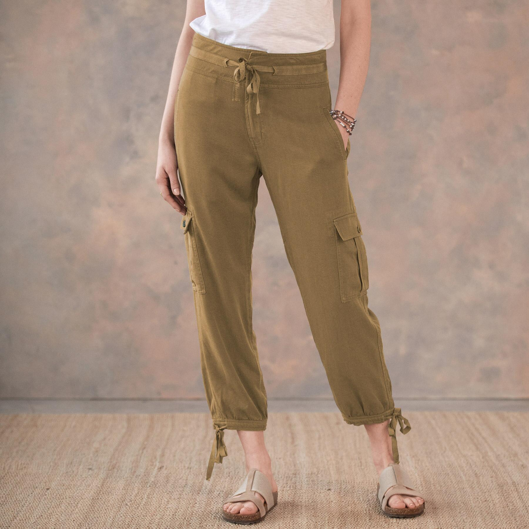 IVA CARGO PANTS: View 1