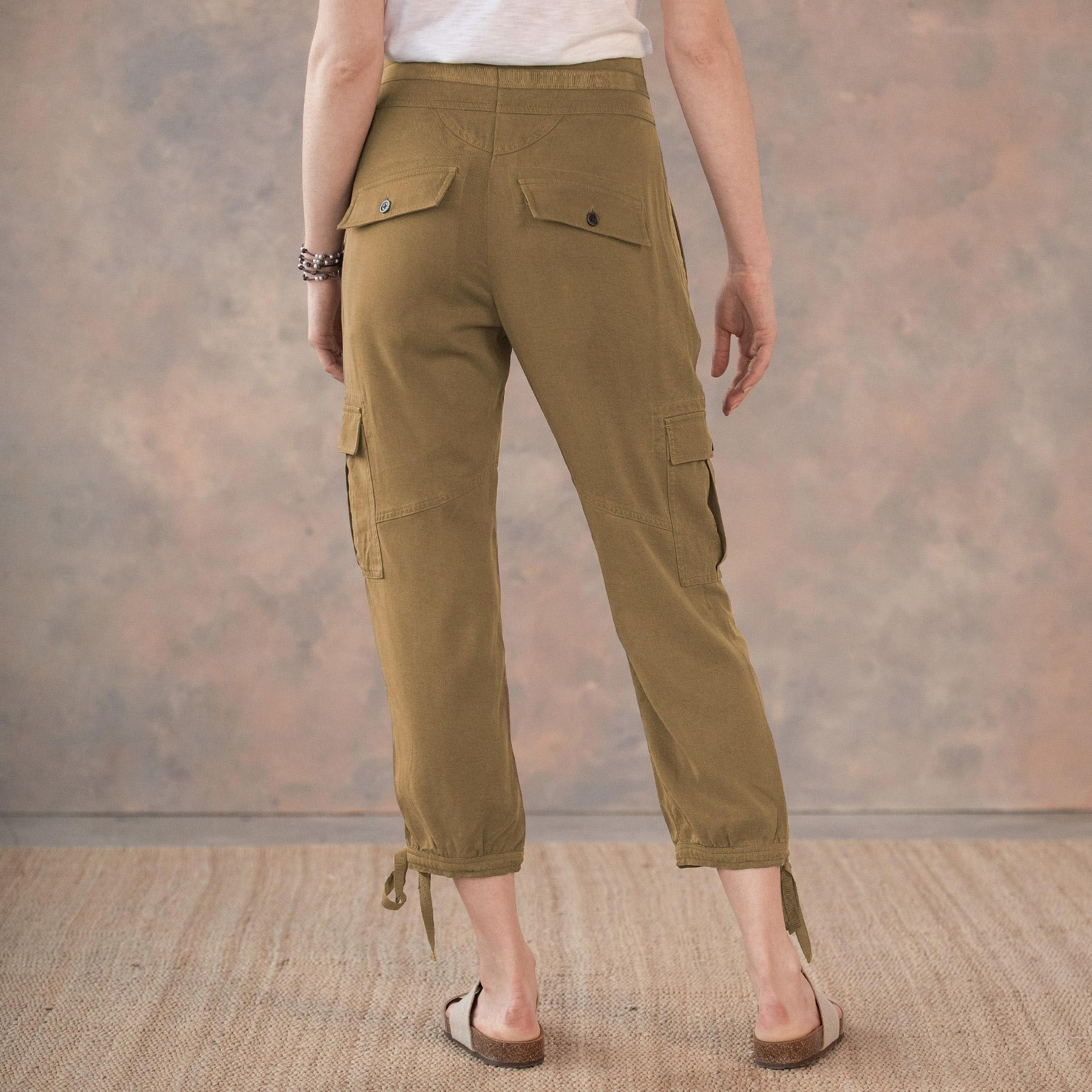 IVA CARGO PANTS: View 3