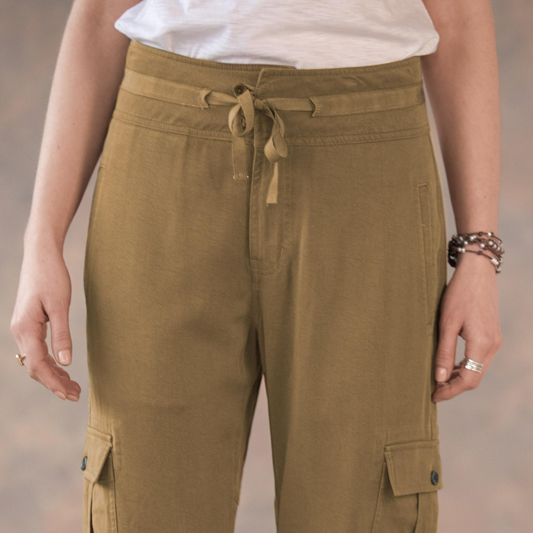 IVA CARGO PANTS: View 4