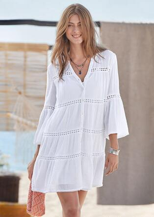MIDORI DAY DRESS - PETITES