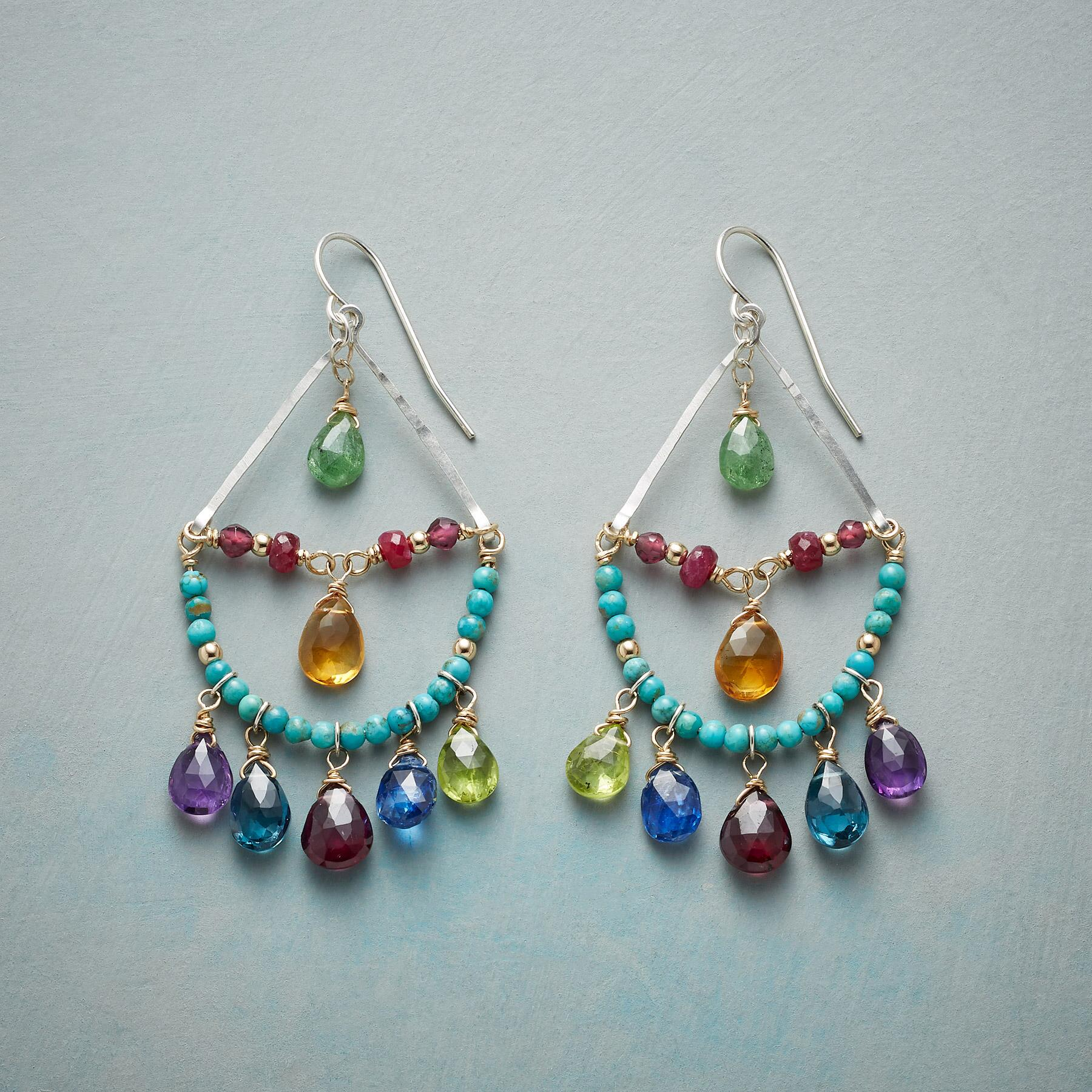 MERRYMAKING EARRINGS: View 1