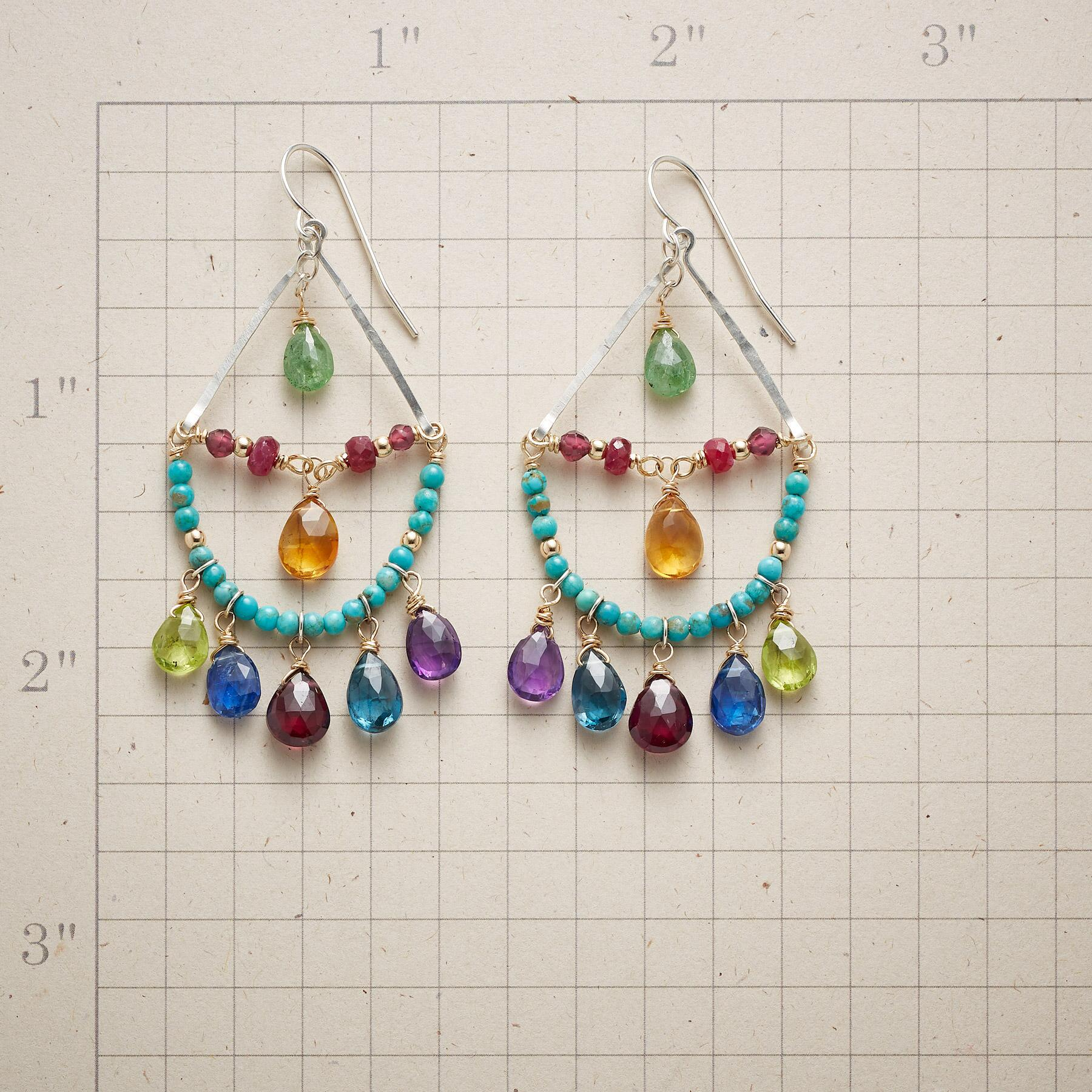 MERRYMAKING EARRINGS: View 2