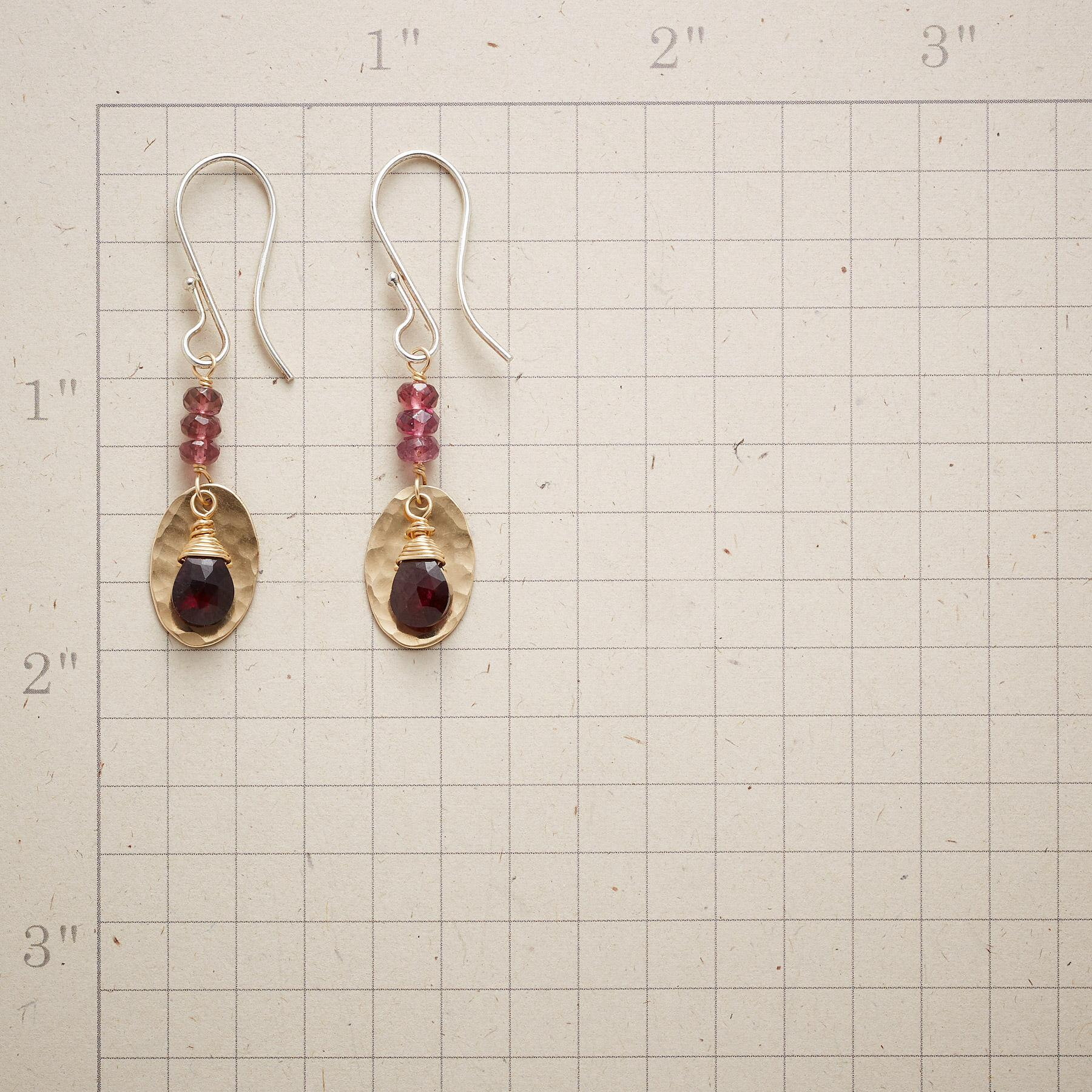 LIGHT OF DAY EARRINGS: View 2