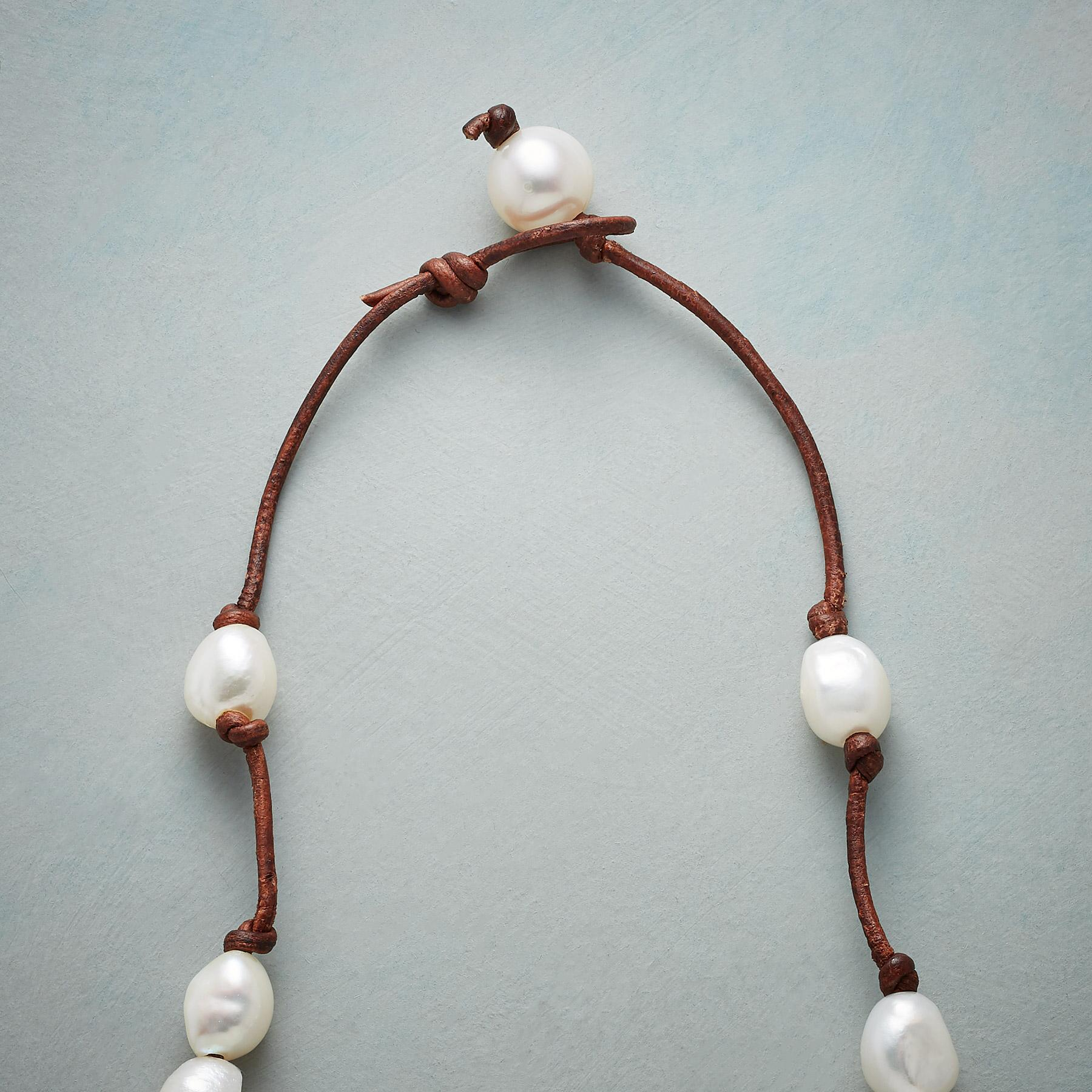 PEARLY PATH NECKLACE: View 3