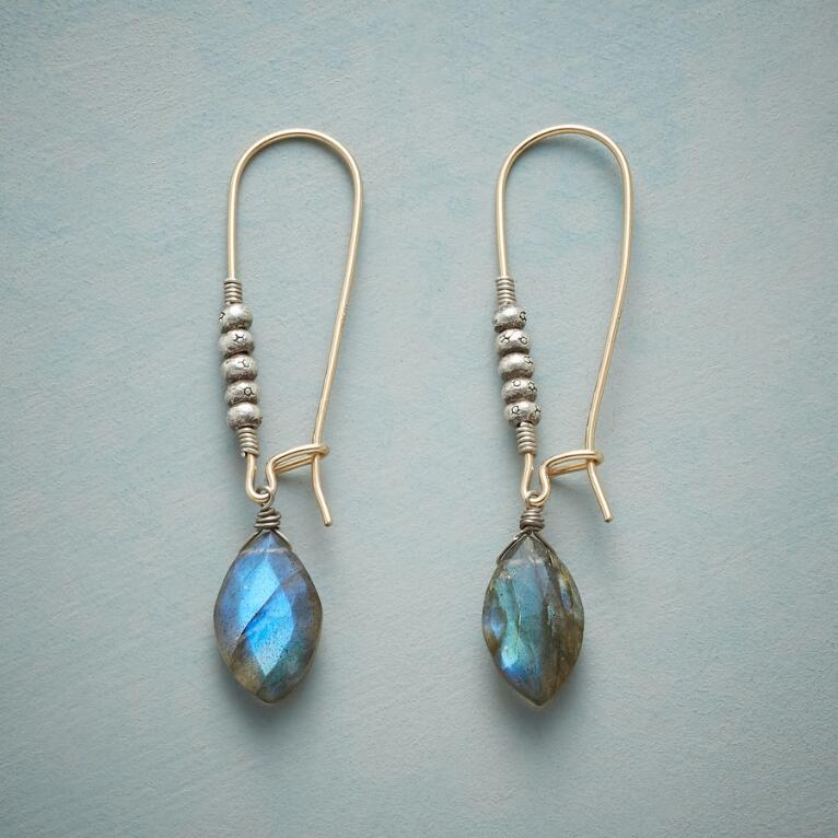 BEADS & SHIMMER EARRINGS