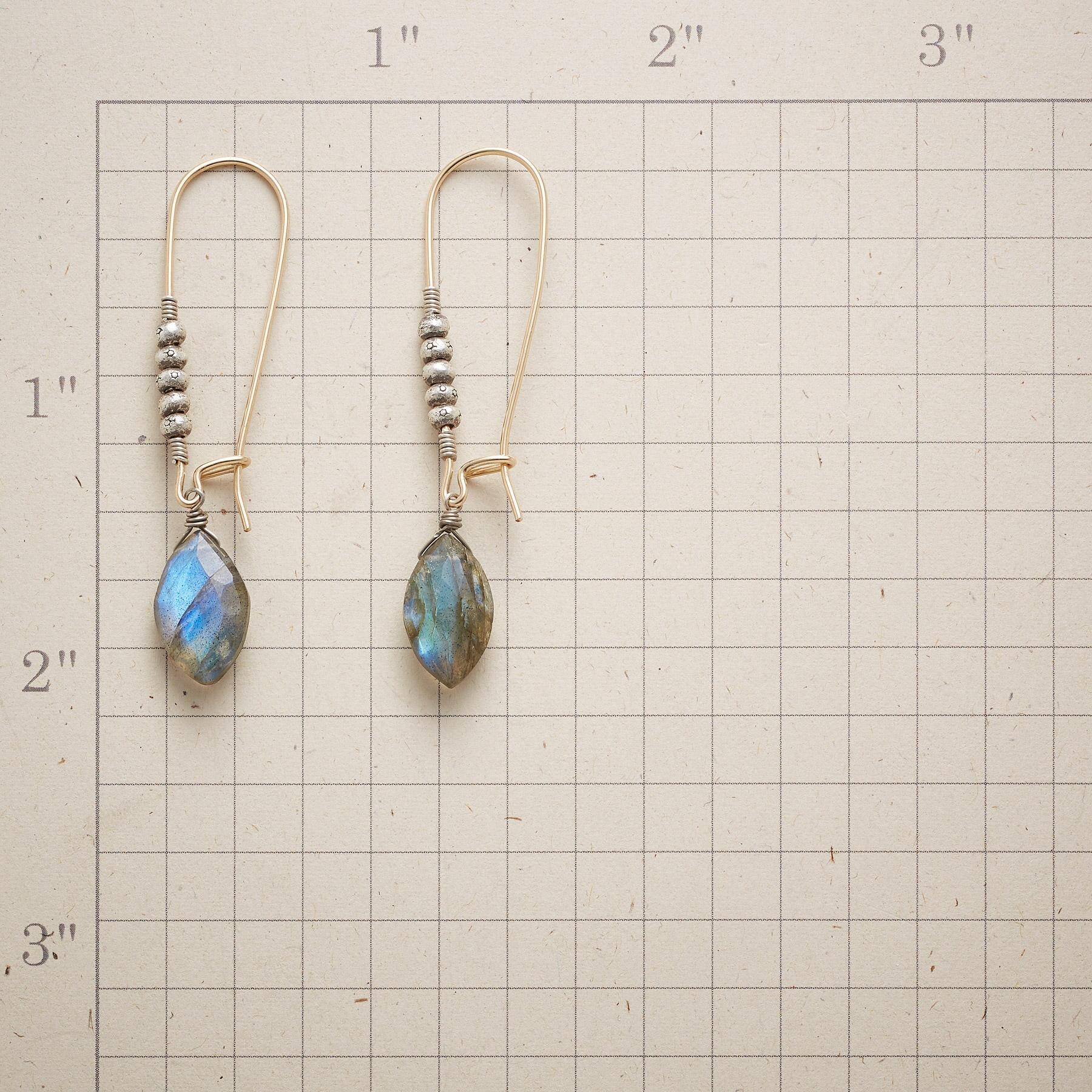 BEADS & SHIMMER EARRINGS: View 2