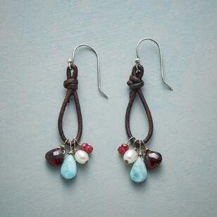 CHERISHED CACHE EARRINGS