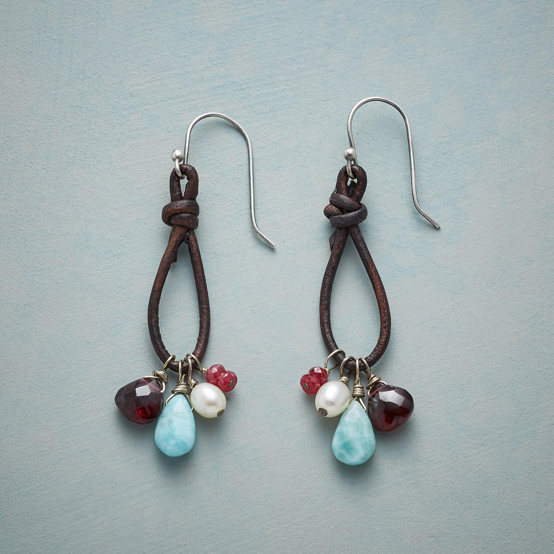 CHERISHED CACHE EARRINGS: View 1