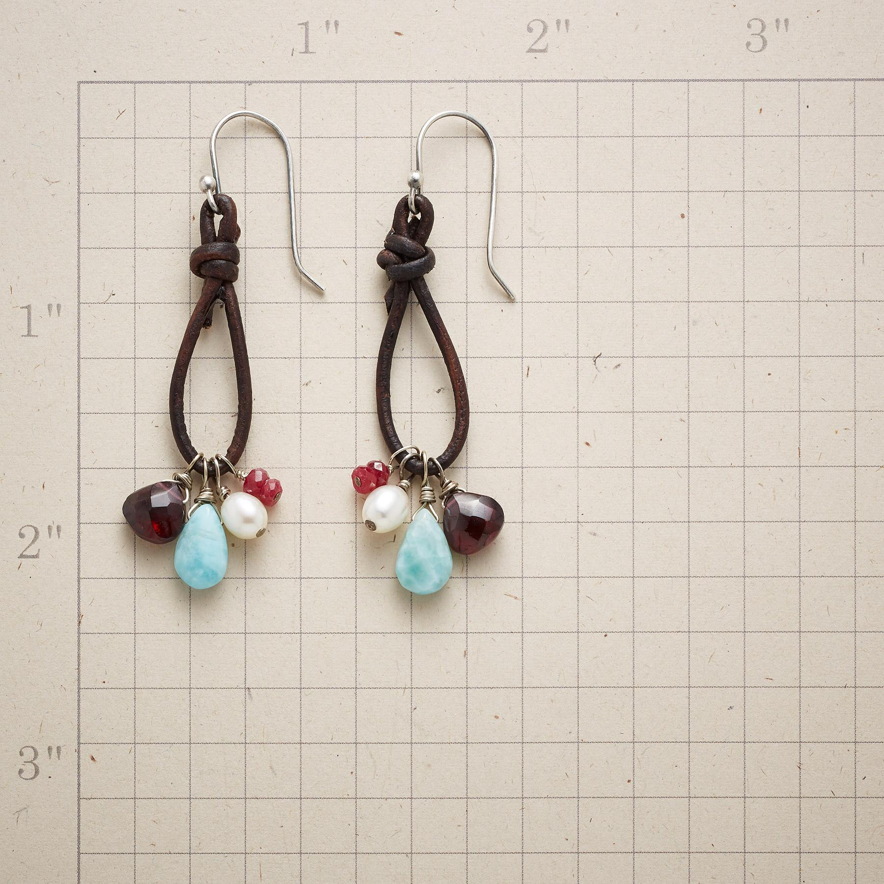 CHERISHED CACHE EARRINGS: View 2