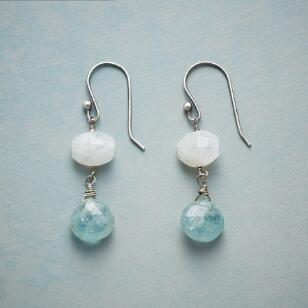 MOON OVER WATER EARRINGS