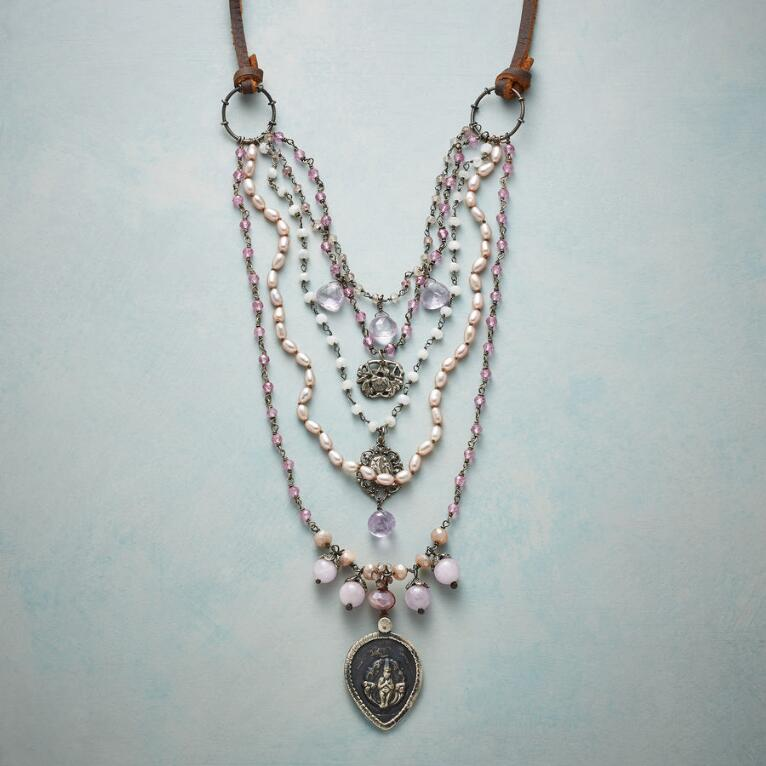 SET YOUR INTENTION NECKLACE