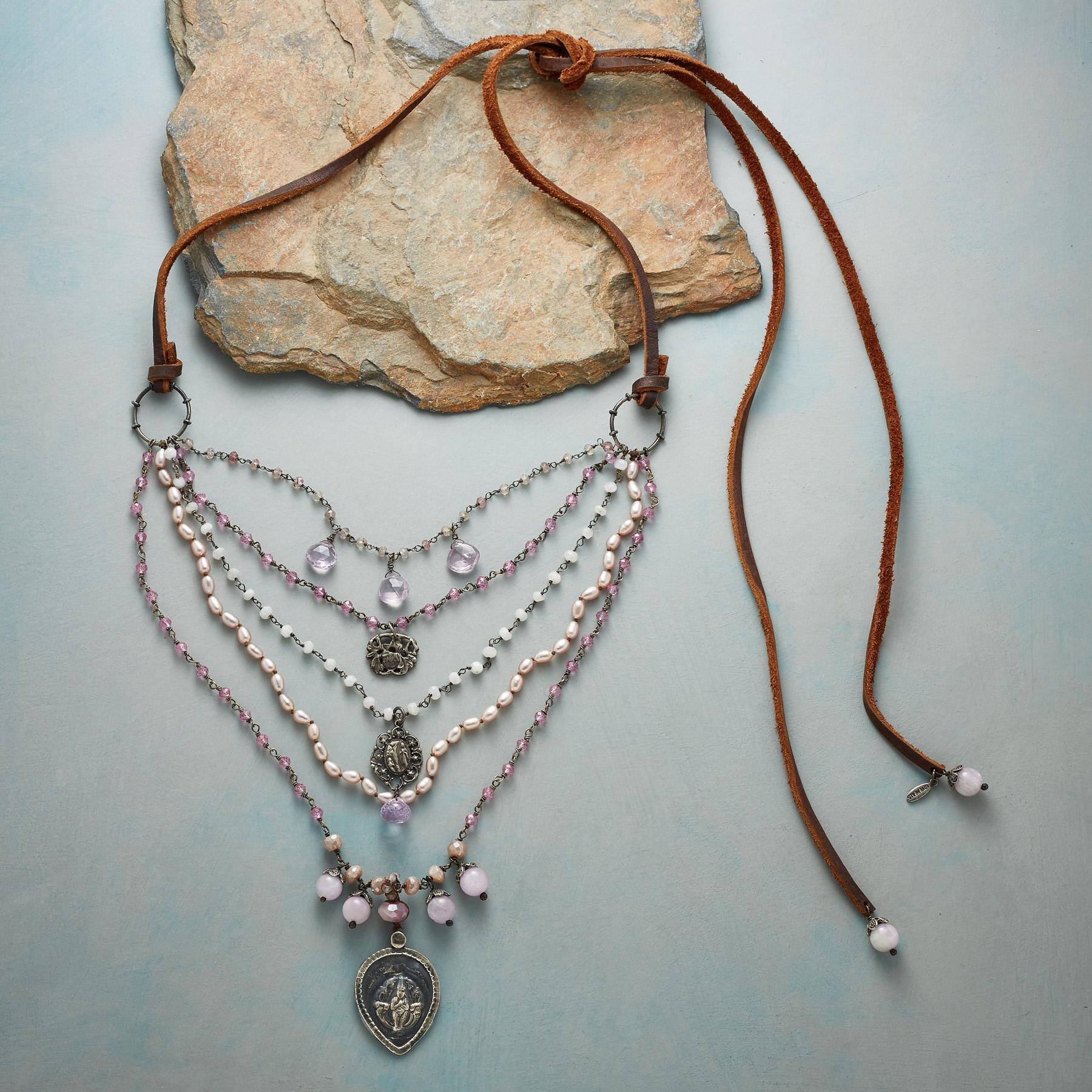 SET YOUR INTENTION NECKLACE: View 2