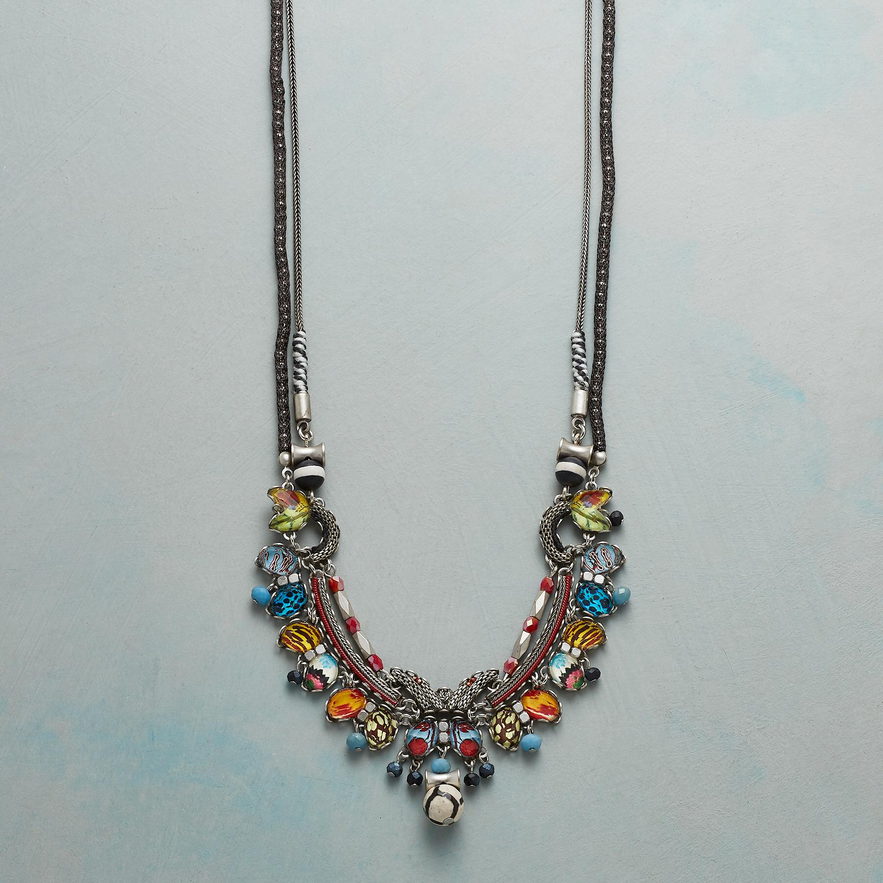 MARIMBA NECKLACE: View 1