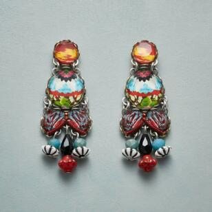 MARIMBA EARRINGS